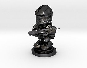 Master Chief Figurine 3D print model