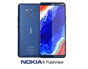 3D mobile Nokia 9 PureView