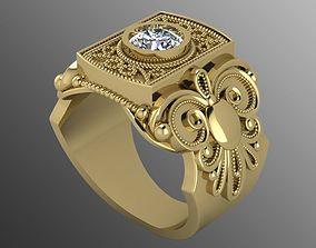 Ring od 8 3D printable model