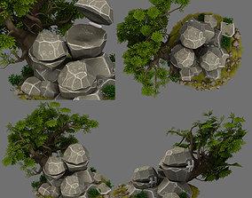 3D magic tree