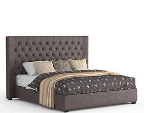 Dantone Bradford Bed 3D