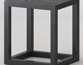 Uniqwa - STRAND bedside table 3D model