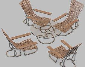 3D garden Lounge