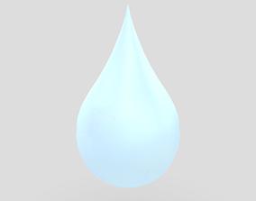 3D model CC0 - Drops