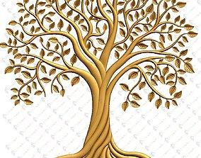 Tree stl model