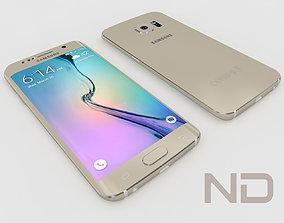 cell 3D Samsung Galaxy S6 edge