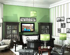 3D Postmodernism Liveroom