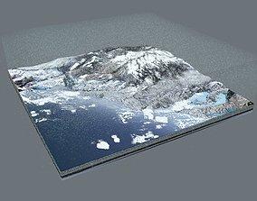 Piece of Terrain 3D model