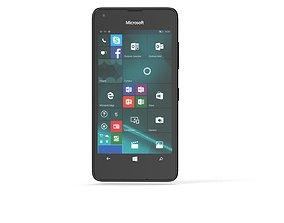 Microsoft Lumia 550 - Element 3D