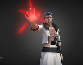 3D Grimmjow Jaegerjaquez