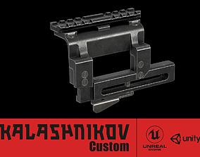 AK - Mount - Std 3D asset