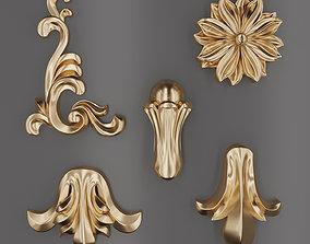3D model Trim Ornament 59