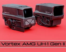 Vortex AMG UH-1 Gen II Holographic Sight 3D asset