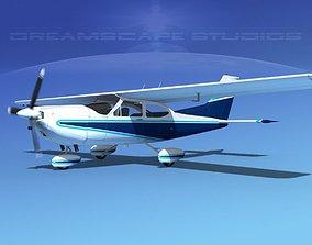 Cessna 177 FG Cardinal V15 3D
