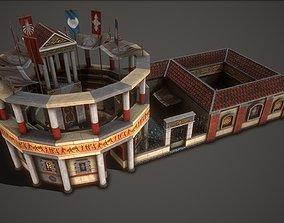 3D model Ancient Arena