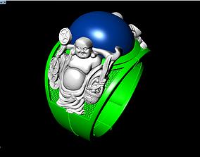 3D printable model Maitreya Buddhas Ring Ring of god of