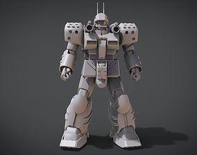 3D print model MP Guncannon
