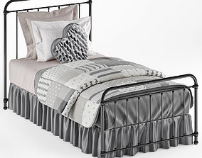 HYGGE bed 04 3D