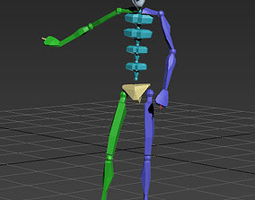 video check 2-18-5in1 motion capture 3D model