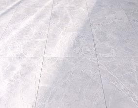 3D Marble Floor Alpha Bianco Set 1