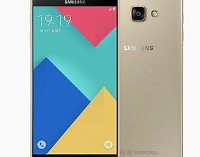3D galaxy Samsung Galaxy A9