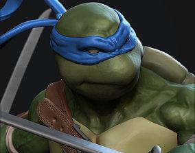 3D print model Leonardo - Ninja Turtle