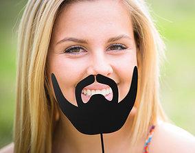 wilkinson Beard stick 3D printable model