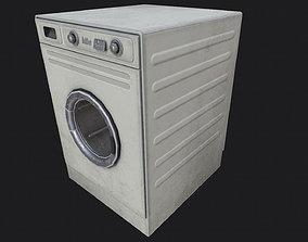3D model Washing Machine PBR