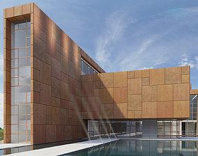 3D model Metropolitan Convention Center
