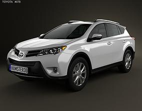 Toyota RAV4 2013 3D