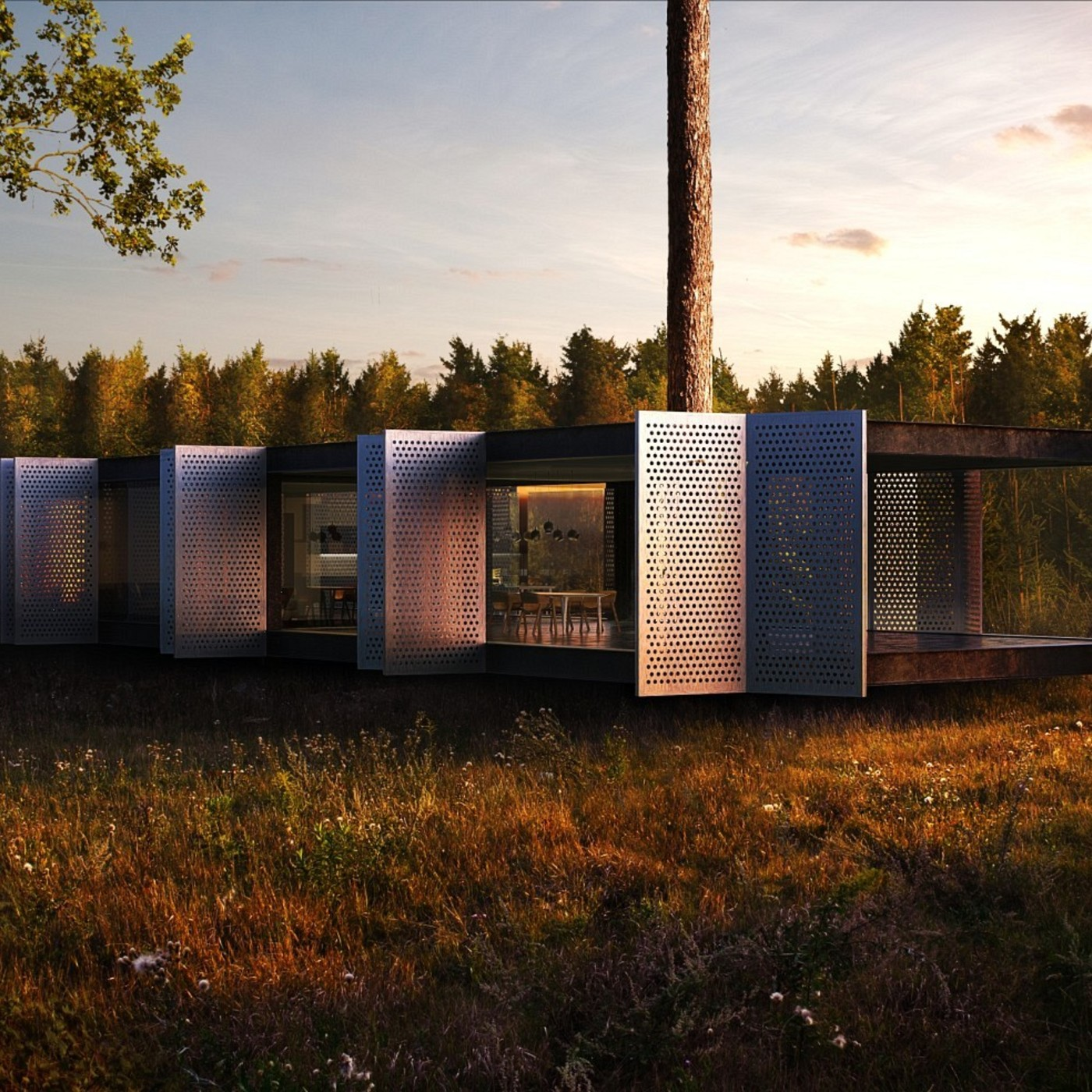 FlyingArchitecture Architectural Visualizations | CGTrader