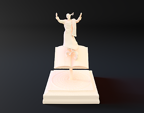 3D printable model sculpture Statue