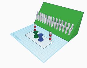 Refineries 3D model