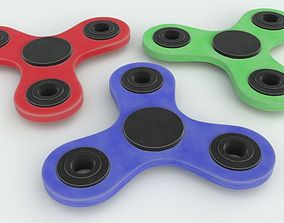 adobe-challenge-sports-hobbies Spinner 3D model