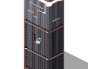 Different dimension - architecture - ruins 04 3D