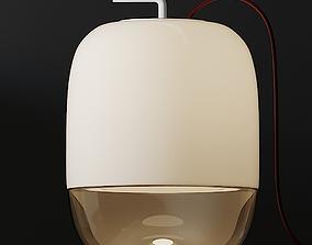 3D model Gong T3 Table Lamp By Prandina