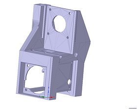 3D printable model Geeetech A10 Direct Drive