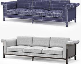 Holly Hunt Hadrien Sofa 1 3D asset