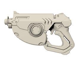 Overwatch Tracer Gun 3D File
