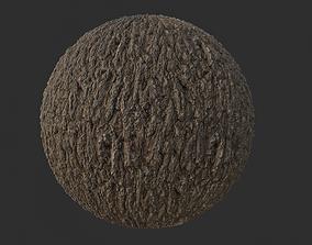 Tree Bark 001 Material 3D
