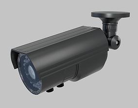 Camera for Corona VRay and Cycles binoculars 3D model