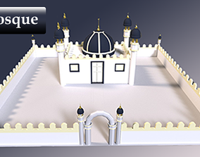 3D other Mosque