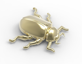 Beetle 3D insect
