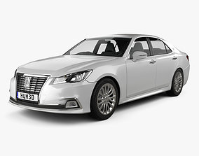Toyota Crown Royal Saloon 2013 3D