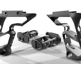 Fortis SHIFT Vertical Grip 3D asset