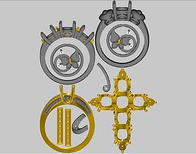 3D printable model Jewellery-Parts-5-kd520auj