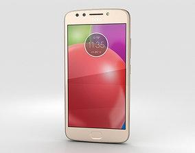 3D Motorola Moto E4 Fine Gold
