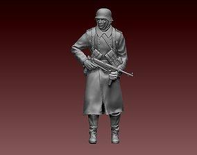 German soldier miniatures 3D printable model