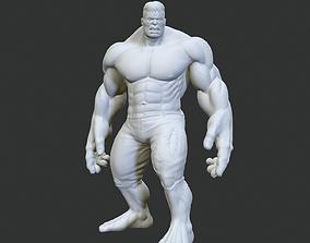 miniature Hulk 3d print model
