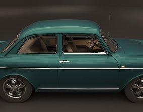 3D VW Type 3 notchback 1963